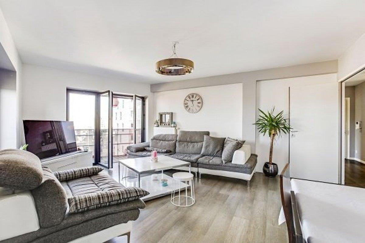 Vente appartement Ivry-sur-Seine